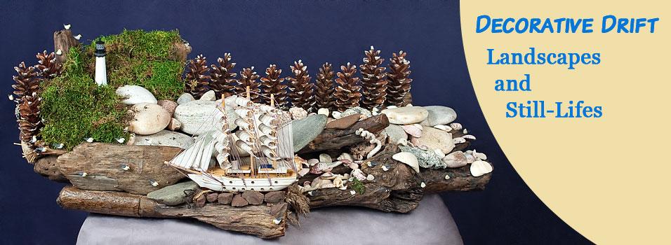 driftwood art
